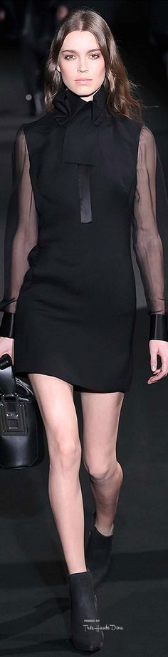 ^MFW Costume National Fall 2015 RTW Designer: John Galliano
