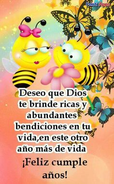 Feliz cumpleaños Apps, Happy Birthday, Quotes, Flowers, Frases, Greeting Cards, Thoughts, Messages, Good Morning Funny