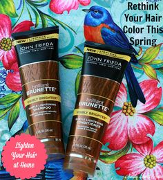 Rethink Your Hair Color This Spring #RethinkYourColour #ad