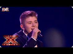 Nicholas McDonald sings Angel by Sarah McLachlan - Live Final Week 10 - The X Factor 2013 - YouTube