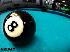 Gotham City Billiards Gothambilliards On Pinterest