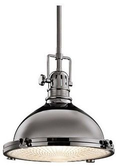 Industrial Pendant Light at Horchow Interesting totally different