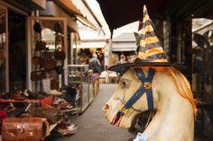 The Flea Markets
