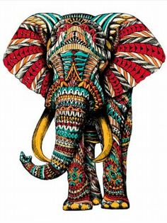 living wonders ornate elephant