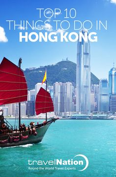 Shimmering skyscrapers, neon signs, delicious food and bustling markets. Hong Kong is everything you imagined and more. Here's our Top 10 things to do in Hong Kong!