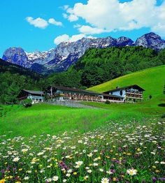 BEST WESTERN PLUS Berghotel Rehlegg in the Bavarian Alps near Berchtesgaden  #bestwestern #bwtravel #bavaria