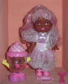Cherry Merry Muffin Doll 1990 AA