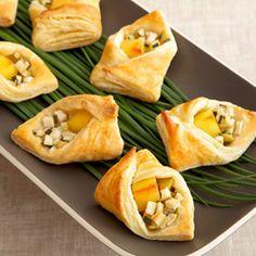 Pepperidge Farm® Puff Pastry - Recipe Detail - Gouda & Apple Puff Pockets