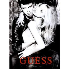 Guess Ad Campaign Pre-Fall 2010 Shot #24 - MyFDB found on Polyvore