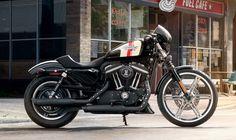2013 Sportster® Iron 883™ Motorcycles Harley-Davidson® Parts & Customization