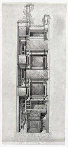 Modulightor, Inc., and Paul Rudolph Foundation, 246 East 58th Street, New York City, 1989