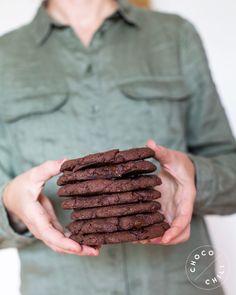 Minttusuklaakeksit | Chocochili Vegan Cake, Vegan Desserts, Vegan Recipes, Vegan Food, No Bake Cookies, Baking Cookies, A Food, Brunch, Sweets