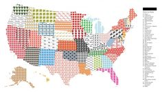 The United States of Ad Agencies Our picks for the top shop in each state. Do you agree? By Tim Nudd http://www.adweek.com/news/advertising-branding/united-states-ad-agencies-152425