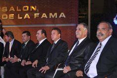Entronización al Salón de la Fama del Beisbol (14 de Octubre) Foto: Jesús Rocha http://mmdeportes.telediario.mx/