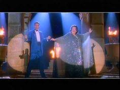 Freddie Mercury, Montserrat Caballé - Barcelona. Spine tingles every. single. time. <3 <3 <3