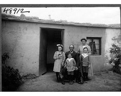 Family of Welsh immigrants | por The Field Museum Library