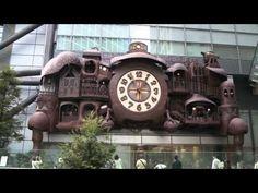 Karakuri Tokei Automaton Clocks: In Search of Lost Time in Tokyo | PingMag : Art, Design, Life – from Japan