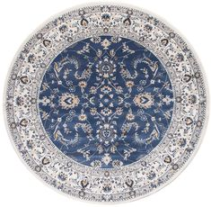Perfect for high traffic areas, these rugs are easy to maintain and won't shed.  Features:  • Classic timeless design • Plush Pile- 10mm Pile Height • Made in Turkey • Colours won't run or fade • Easy to vacuum