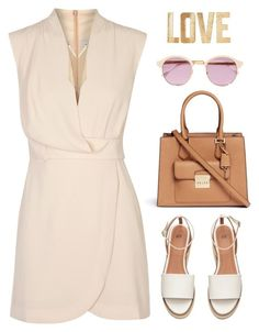 """""""Just L-O-V-E"""" by h-carter on Polyvore featuring moda, Finders Keepers, Michael Kors, Sheriff&Cherry, Gemelli i PBteen"""