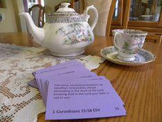 50 Most Important Scripture Bible Verses to Memorize