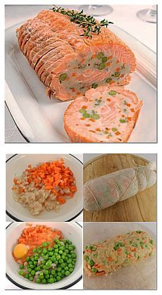 Кулинария для похудения. Больше рыбы — сытно, вкусно и полезно! | Домохозяйки