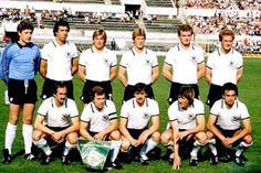 EQUIPOS DE FÚTBOL: SELECCIÓN DE ALEMANIA FEDERAL ganadora de la Eurocopa de 1980 (2)