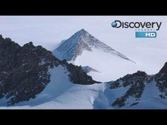 Piramides en la antartida 2015 | documental prohibido - YouTube