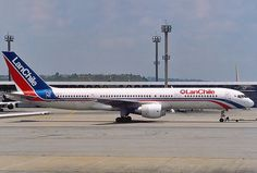 LAN Chile Boeing 757 Lan Chile, Lan Airlines, Boeing Aircraft, Civil Aviation, South America, Airplanes, Vintage Airline, Commercial Aircraft, Spacecraft