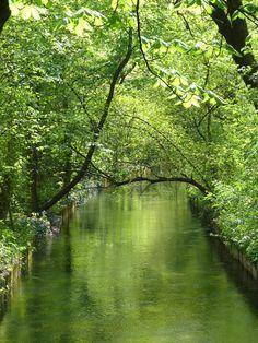 creek Westermühl, Munich