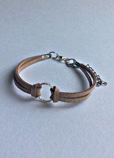 Kupuj mé předměty na #vinted http://www.vinted.cz/doplnky/naramky/19011469-hnedy-naramek