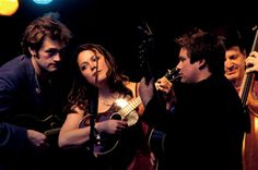 Nickel Creek.  Wish they would get back together.  All their individual works are great, too, but I love the deepness of the music they created together.