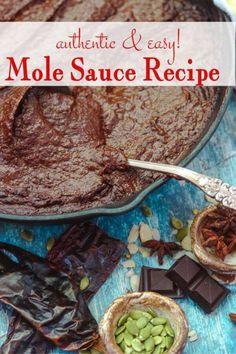 Authentic Mexican Recipes, Mexican Food Recipes, Mexican Cookbook, Dinner Recipes, Mexican Desserts, Sauce Recipes, Cooking Recipes, Healthy Recipes, Freezer Recipes