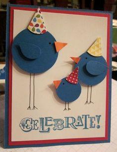 leuk kaartje voor verjaardag.