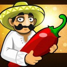 The tacos are popular Mexican dish made from tortillas, meat or chicken, spicy beans and, of course, a lot of hot sauce. Taco Bar, Cut The Ropes, Mexican Dishes, Games For Girls, Online Games, Anime Love, Nom Nom, Tacos, Fun