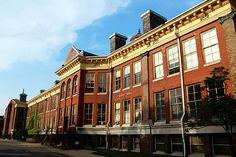 East Hall, Western Michigan University.