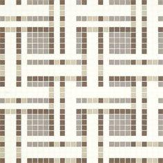 #Bisazza #Decori 2x2 cm Gate Grey   #Gres   su #casaebagno.it a 647 Euro/collo   #mosaico #bagno #cucina