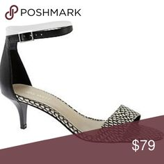 NWT NINE WEST LEISA SNAKE SKIN HEELS SIZE 9 NWT NINE WEST LEISA SNAKE SKIN HEELS SIZE 9. Brand new! Comes with special heel bag. Nine West Shoes Heels
