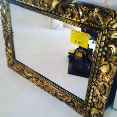 #specchi #oro arrivati