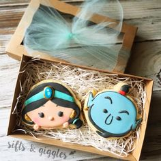 Tsum Tsum cookies are the most fun to make and... - Sifts and Giggles