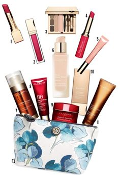 Top 10 Clarins Skincare & Beauty Products + Gift with Purchase | Honey We're Home