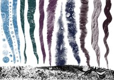 Procreate Seamless Pattern Texture Brush Strokes by georgvw on DeviantArt People Drawings, Drawing People, Brush Texture, Textures Patterns, Print Patterns, Ipad Art, Mural Art, Crafty Craft, Brush Strokes