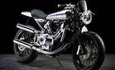 EICMA 2013: Brough Superior SS100 - Motorcycle.com News