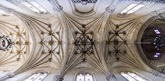 Bóveda del Monasterio de San Juan de los Reyes, Toledo
