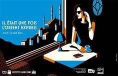 Love this pic from IRT Society Blog!  Want to travel the Orient Express to Paris? You're nearly there!