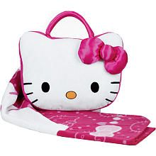 """I must get this for Summer for nap time at school.     Hello Kitty Pillow and Throw Set - Fashion Accessory Bazaar - Toys """"R"""" Us"""