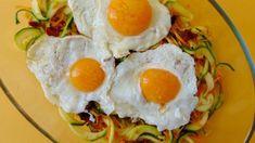 Tortitas de zanahoria y calabacín - Tasty details Sin Gluten, Quinoa, Paleo, Health Fitness, Veggies, Breakfast, Food, Alondra, Crochet