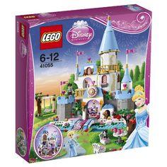 81EuGgG5whL. SX522  LEGO 41055   Disney Princess Cinderellas Prinzessinnenschloss für 49,99 Euro