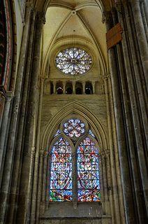 Cathédrale Saint-Pierre . Beauvais (Oise) - Picardie