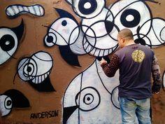 Largo da Oliveirinha / Museu do Graffiti em Lisboa