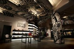 Street Culture Sneaker Shops : Converse San Francisco Store